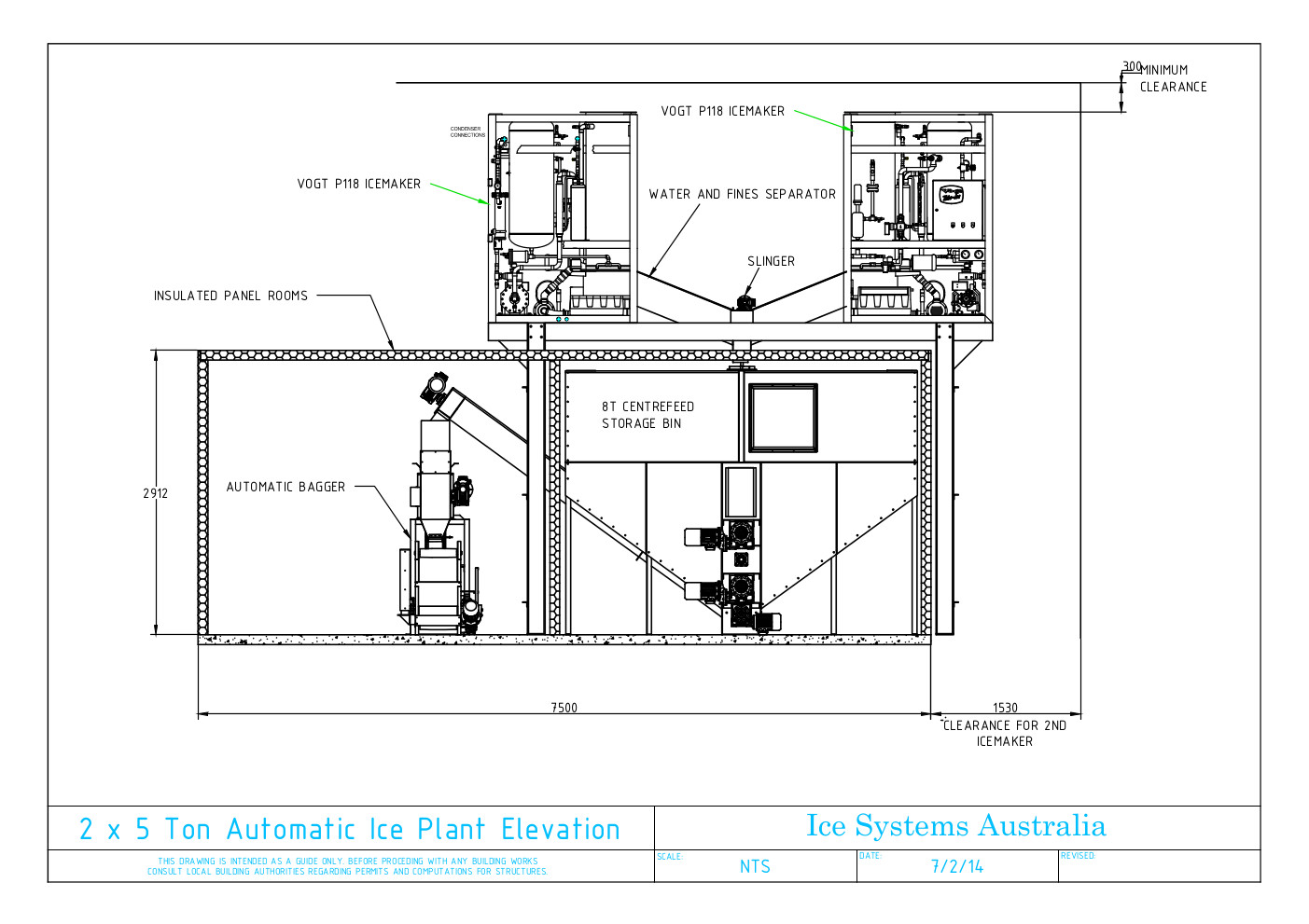 Plant Designs Ice Systems Australia